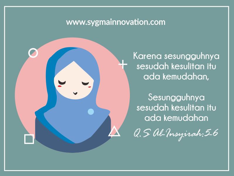 Remaja Muslimah Harus Move On