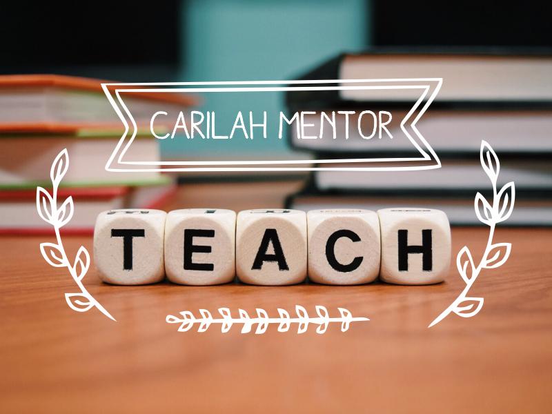 Carilah Mentor