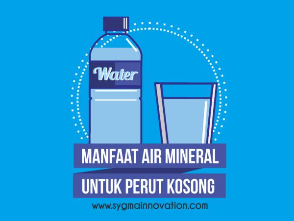 8 Manfaat Meminum Air Mineral Saat Perut Kosong