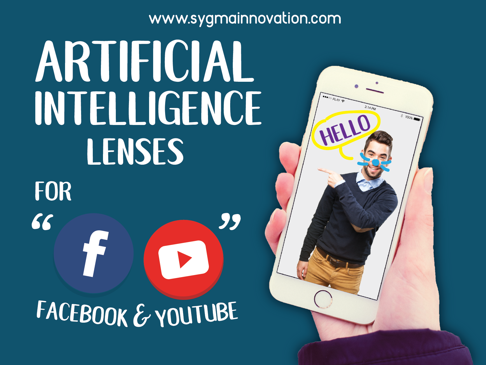 AI Lenses untuk Facebook dan Instagram