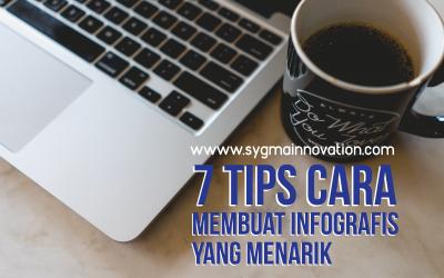 Ingin Membuat Infografis yang Menarik? Simak 7 Tips Berikut Ini!