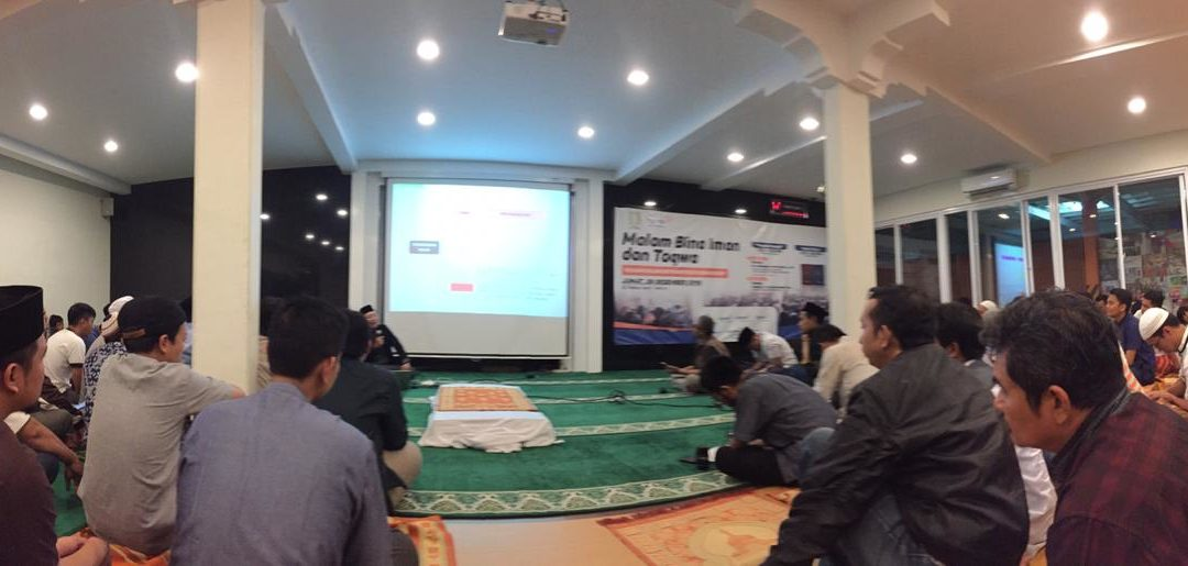 Kajian Islam Intensif Syaamil Group bersama Ustadz Ardiansyah Ashri