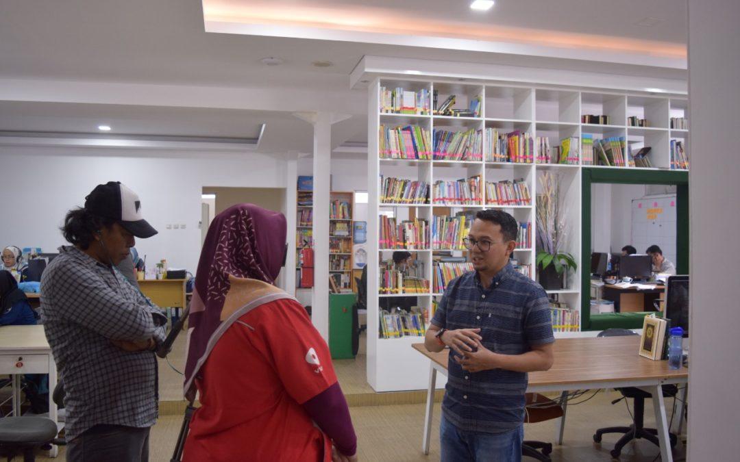 Syuting Program Indahnya Islam TVOne di Sygma Media Inovasi