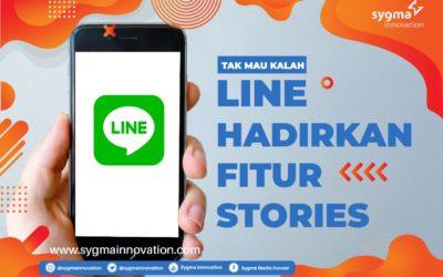 Line Story, Fitur Terbaru dari LINE