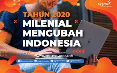 Ketika Generasi Milenial Diprediksi Mengubah Indonesia di Tahun 2020