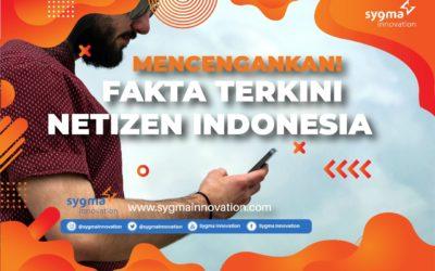 Mencengangkan!  Fakta Terkini Netizen Indonesia