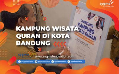 Launching Kampung Wisata Quran – Kiaracondong Agamis