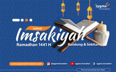 Jadwal Imsakiyah Ramadhan 1441 H, untuk Wilayah Bandung & Sekitarnya